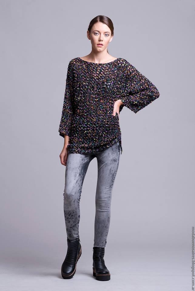 Moda invierno 2016 ropa de moda 2016 Dominga Dominó.