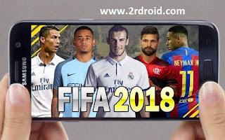 سارع بتحميل لعبة فيفا fifa 2018 الأن على هاتفك اندرويد
