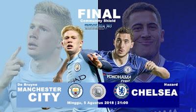 Manchester City vs Chelsea Live Stream 5.8.2018