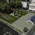 Praça na frente da DP e perto do parque skate