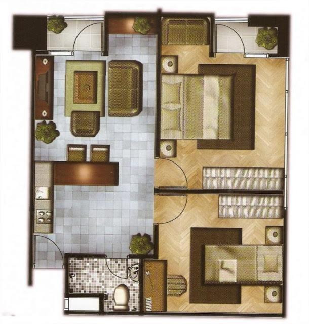 rumah minimalis untuk pengantin baru