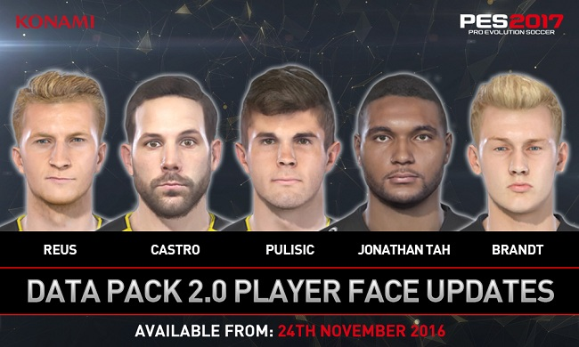 Data Pack 2.0 Face 6