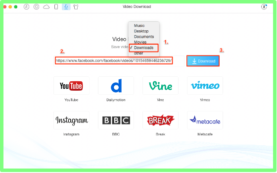 Download Video From Facebook To PC