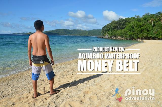 Product Review Aqua Quest AquaRoo Money Belt Bag