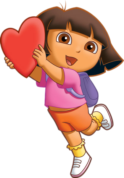 Thunderbird 6 Cartoon Characters : Cartoon characters dora png