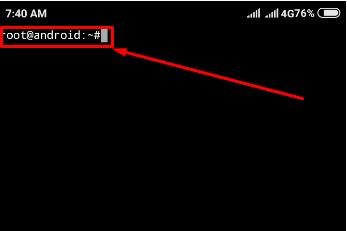 Cara Menambahkan Root@Name Atau Ps1 Di Termux
