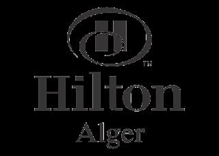 Hilton alger Logo Vector