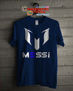 baju bola messi warna navy