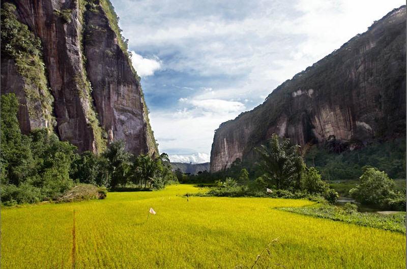 Lembah Harau Tembok Raksasa dari Tanah Minang   Chez Space