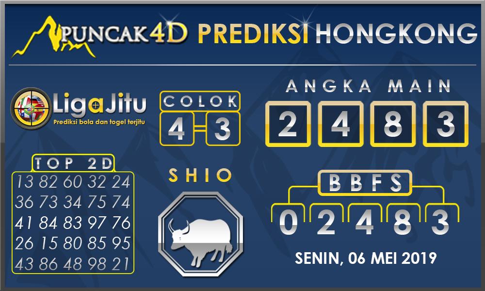 PREDIKSI TOGEL HONGKONG PUNCAK4D 06 MEI 2019
