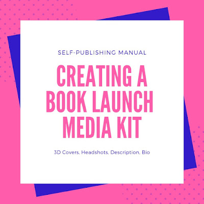 How to Create Your Books Media Kit for a Book Launch