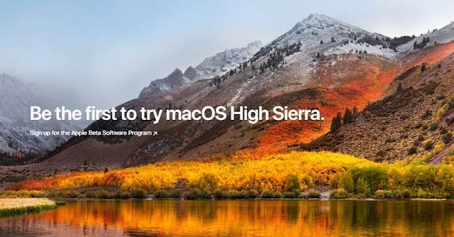 Be the first to try macOS High Sierra- Download and install macOS Public Beta High Sierra