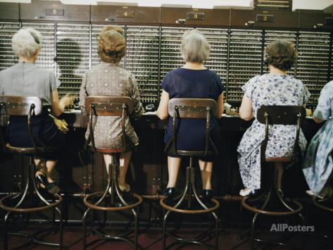White House Switchboard Photos Collection