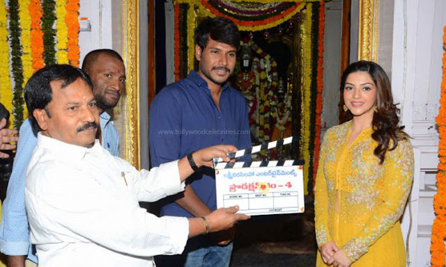 Sundeep Kishan New Movie Launched Officially !
