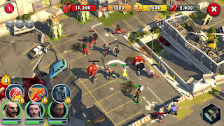 Zombie Anarchy: Survival Game zombie