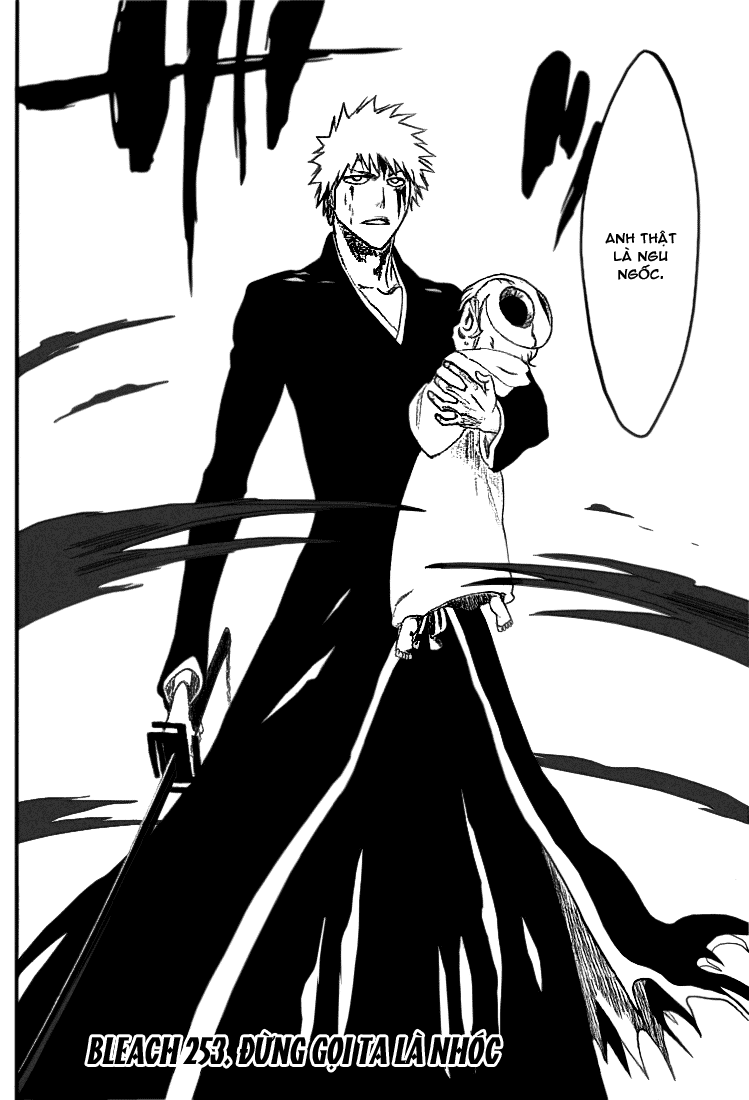 Bleach chapter 253 trang 3