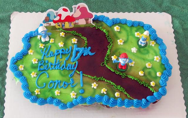 Superstore Birthday Cake Designs