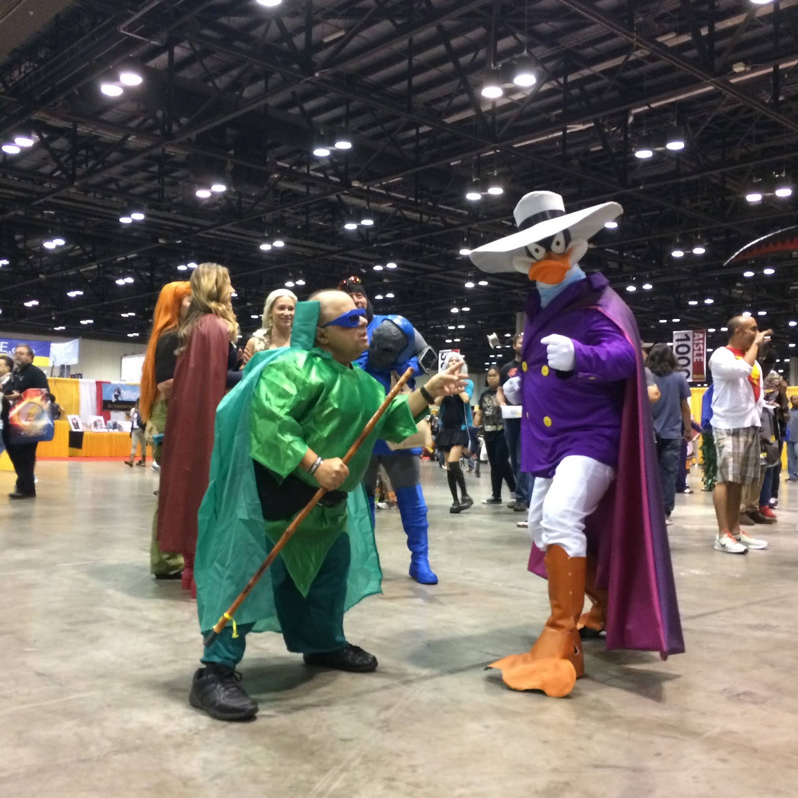 Darkwing duck cosplay