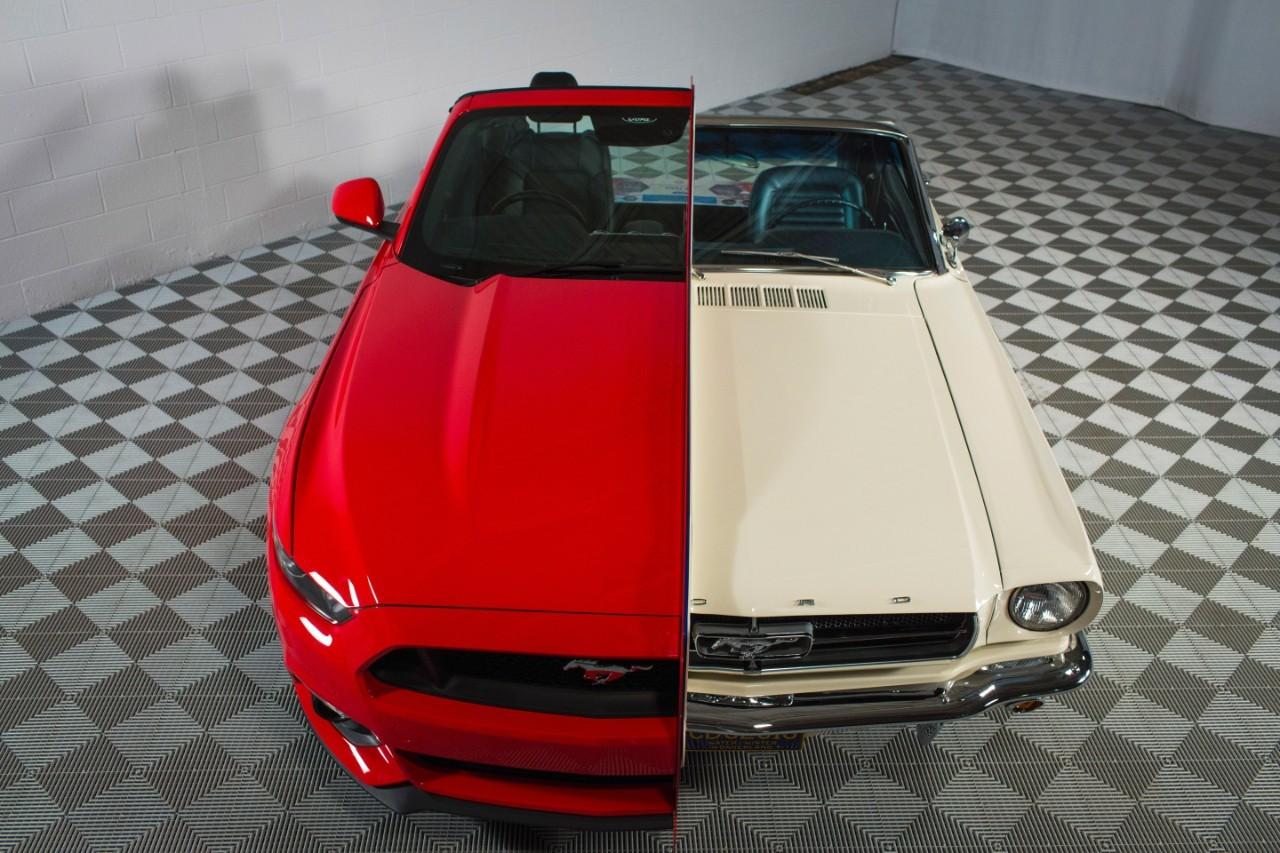 Dù như thế nào chăng nữa, Ford Mustang vẫn là huyền thoại sống trong làng xe thế giới