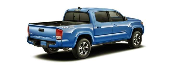 Toyota Tacoma 2020 Review, Specs and Price