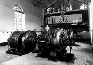 Sistema de generació de velocitat ajustable per una minicentral hidràulica