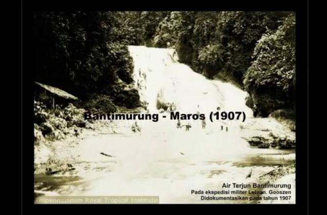 Bantimuung Maros (1907)