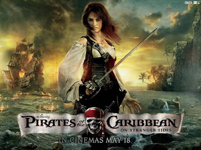 2011 Pirates of The Caribbean Standard Resolution HD Wallpaper 10