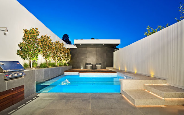 Swimming pools to di v e for amazing pool landscape for Pool designs victoria