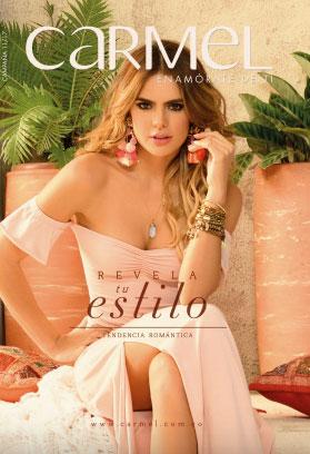Catalogo carmel moda campaña 11 2017