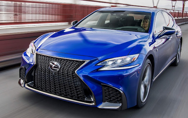 2018 All New Lexus LS