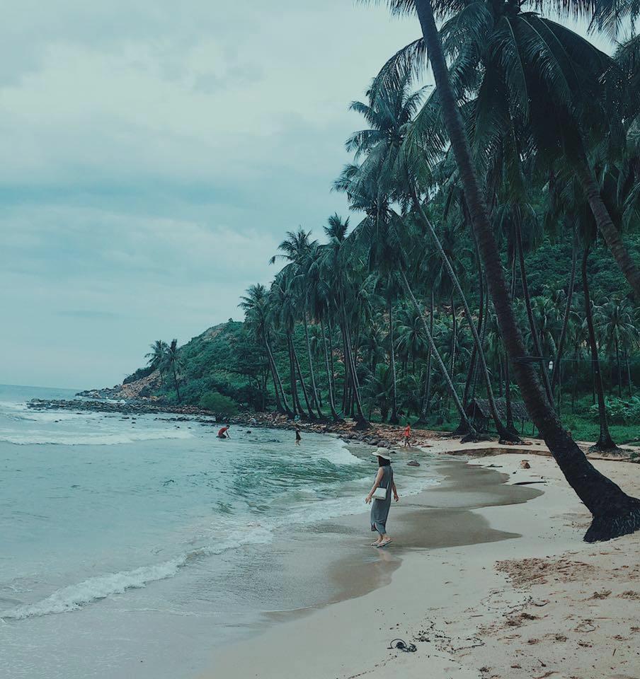 Các bãi tắm hoang sơ ở đảo Nam Du