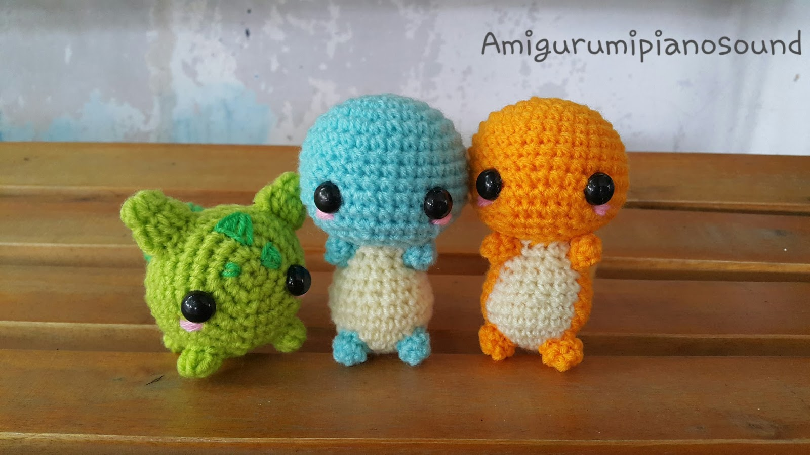 AMIGURUMI POKEMON FRIENDS - Made to order | Pokemon crochet ... | 900x1600