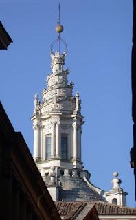Lanterna di S.Ivo alla Sapienza