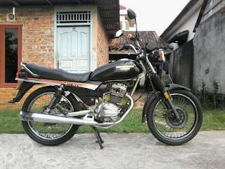 Honda GL MAX 1989