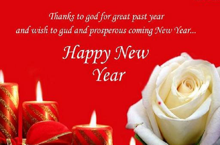 Happy New Year Greetings to Wish Everyone - Happy New Year 2017 ...