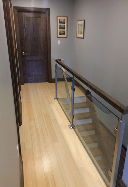 Toronto Glass Staircases