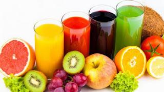 Diet Dengan Jus Segar Alami