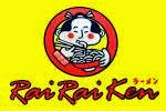 Rai Rai Ken Logo, Japanese franchise food chain