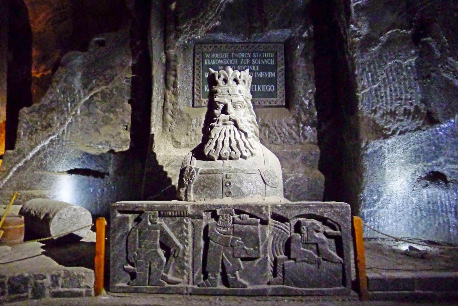 Wieliczka Salt Mine Nebuchadnezzar
