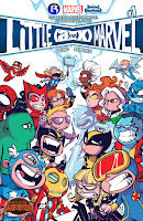 Gigantesca Pequena Marvel: VVX V1 #1