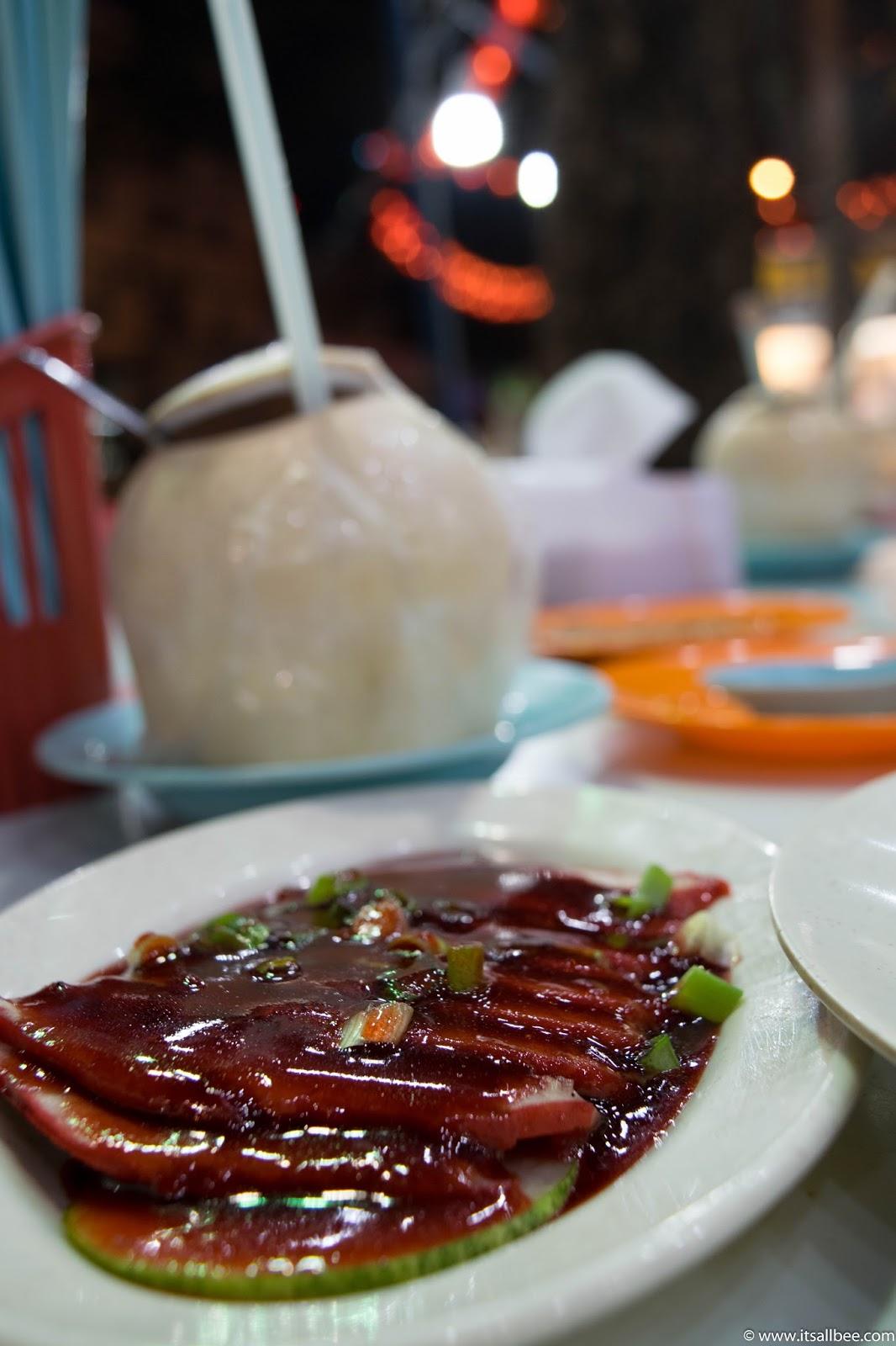 Kuala Lumpur | A Culinary Tour Through Chinatown
