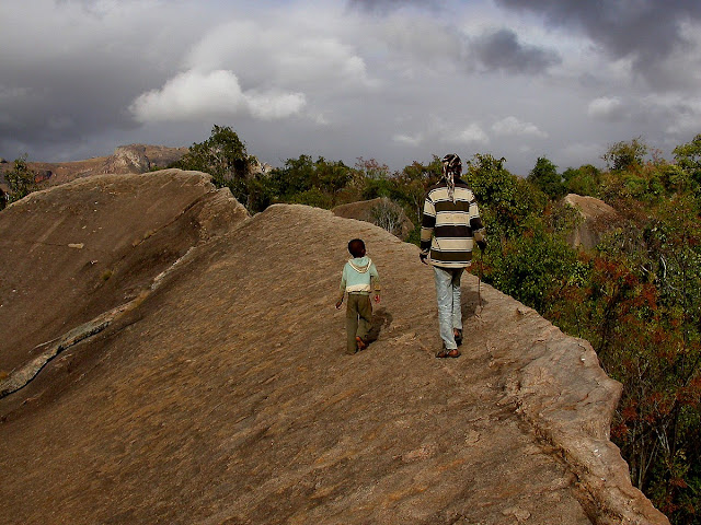 parc Anja Madagascar