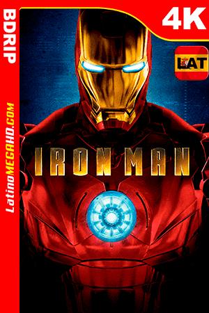 Iron Man (2008) Latino Ultra HD 4K BDRIP 2160P ()