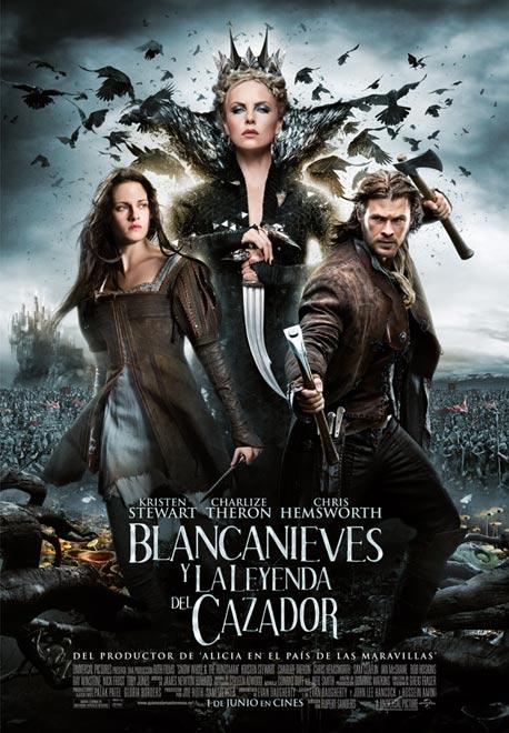 Blancanieves Y La Leyenda Del Cazador Rupert Sanders 2012 Via News Es