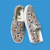 Disney kolekce od Vans