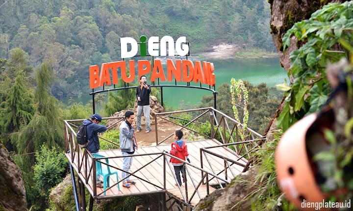 dieng plateau dan paket wisata dieng wonosobo