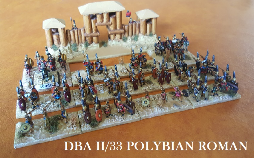 PHIL'S DBA ARMIES