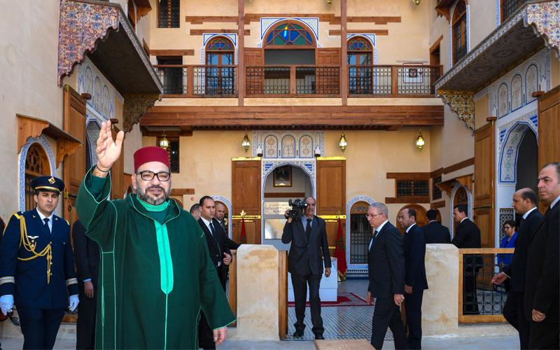 الملك محمد السادس يُحدث متحفاً للثقافة اليهودية بفاس.. ومسؤول: رسالة قوية للعالم