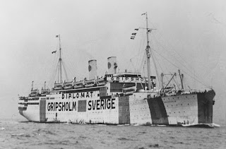 Climbing My Family Tree: Myrtle Bailey, Gripsholm Repatriation voyage 1942