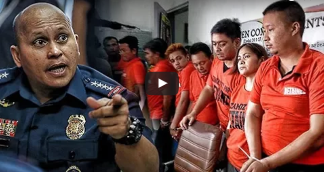 WATCH: Kinabahan Si Vice Mayor Parojinog Makakaharap Si General Bato Sa Camp Crame